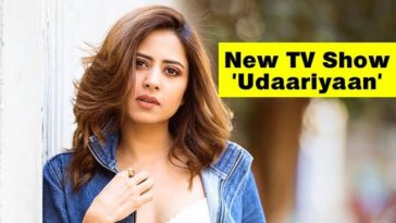 sargun mehta new tv show udaariyaan
