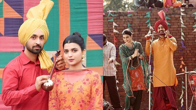 Diljit-Nimrat Starrer 'Jodi' Will Be Released On 24th June