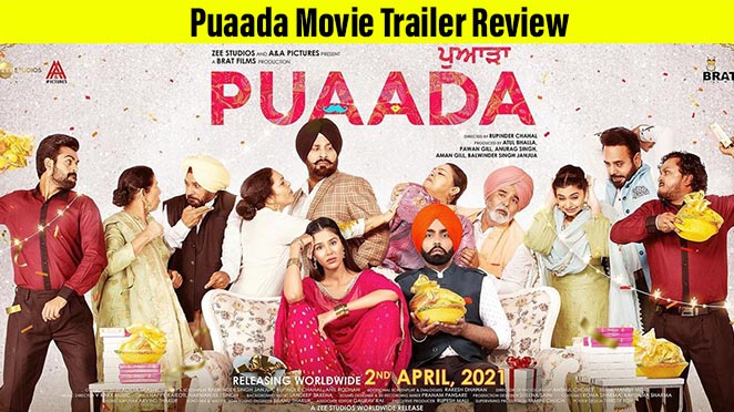 Puaada's Trailer Is Out, And It Is All The Audience Wanted