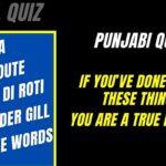 punjabi quiz