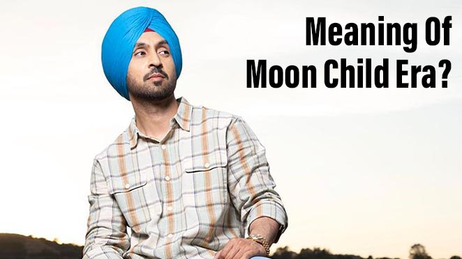 Read To Know The Meaning Of Diljit Dosanjh's Upcoming Album 'Moon Child Era'