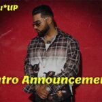 Karan Aujla Revealed The Intro Date Of Album BacTHAfu*UP