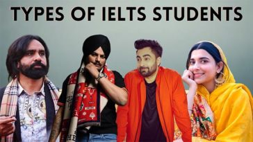 types of ielts students
