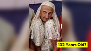 """This 132 Years Old Wwoman From Punjab Says, """"God Has Forgotten To Take Me Back"""""""