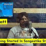 Sidhu Moosewala Started The Dubbing For Upcoming Movie Moosa Jatt