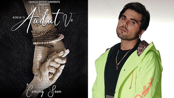 Aadat Ve: Aditi Sharma To Feature Opposite Ninja In His Upcoming Romantic Track