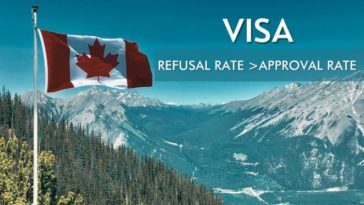 VISA Refusal Rate In Canada More Than Approval Rate For The First Time Ever