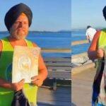 Have You Seen The Video Of A White Sikh Preaching Sikhism And The Life Of Shri Guru Gobind Singh Ji