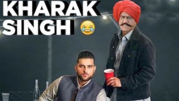 This Conversation Between Karan Aujla And Om Puri Will Make Your Day. Watch It Now!