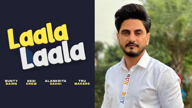 Laala Laala: Kulwinder Billa Is All Set To Awe The Audience Super Soon With His Upcoming Track