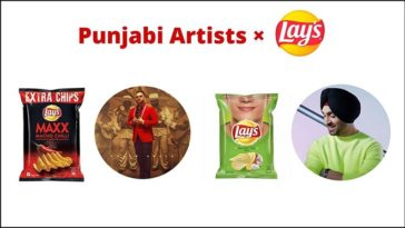 Your Favourite Punjabi Artists As Lays Flavours. Which Flavour Would You Like To Try
