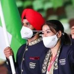 Manpreet Singh And Mary Kom Become The Flag Bearers Of The Indian Contingent At The Tokyo Olympics