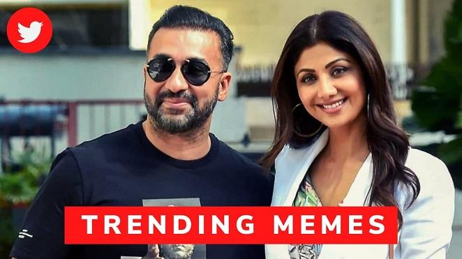 See Why Hashtag Raj Kundra And Shilpa Shetty Trending On Twitter