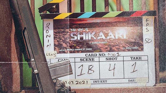 Prince Kanwal Jit Singh Announces His Upcoming Project 'Pind Chakkan De Shikaari'