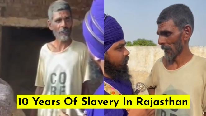 Man Reported Missing Finally Found After 10 Years In Rajasthan, Was Being Treated Like A Slave