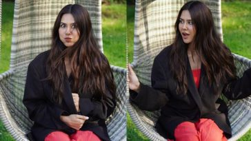 This Comfy Look Of Sonam Bajwa You Should Steal Away. Check The Latest Pictures