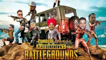 This PUBG Edit Featuring Punjabi Artists Is The Most Hilarious Thing Viral On Internet