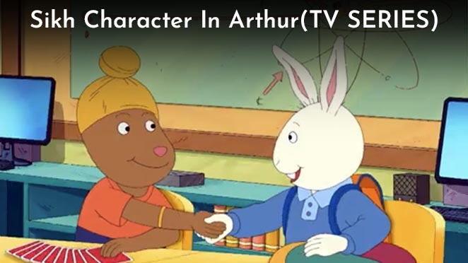 Portrayal Of Turban Wearing Sikh Character In Arthur's PBS Wins Everyone's Heart
