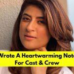 Tahira Kashyap Pens Down A Heartwarming Note For Cast And Crew Members Of Upcoming Film 'Sharmaji Ki Beti'