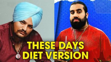 Maintaining Diet Is A Big Issue 'These Days', Watch Rai Panesar Express It With The Sidhu Moosewala And Bohemia Song