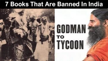 7 Books That Are Banned In India, Read To Know Why!