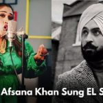 Did You Know Afsana Khan Sung Diljit Dosanjh's 'El Sueno', The Latter Praises Her Bold Voice