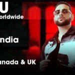 Karan Aujla's BTFU Peaks Indian Apple Music Top Album Charts, Trends Worldwide At Various Platforms