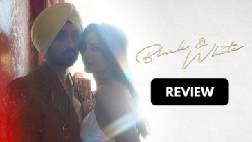 Black And White (MoonChild Era) Review: Diljit Dosanjh Presents Yet Another Unique Video