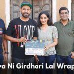 Shooting Of Gippy Grewal's Shava Ni Girdhari Lal Wraps Up, To Release On 17 December 2021