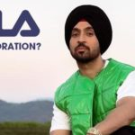 Diljit Dosanjh Is Going To Be The New Face Of FILA India?