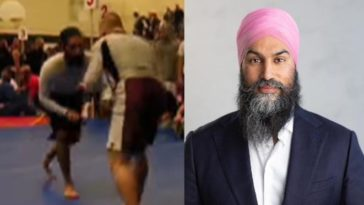 Viral Video Shows Jagmeet Singh Before He Became The Leader Of NDP In Canada