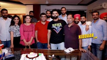 Shoot Of 'Main Te Bapu' Wraps Up As Parmish Verma Had To Join Fiancé For Election Campaign In Canada