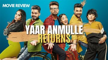Yaar Anmulle Returns Movie Review: A Tale Of Unbreakable Bond Of Friendship And More