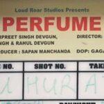 Shooting For Upcoming Hindi Web Series Perfume, Directed By Rakesh Mehta, Begins