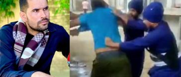 Punjabi Youtuber Producer Dxx Beaten Publicly By Nihang Singhs For Making Misleading And Vulgar Videos