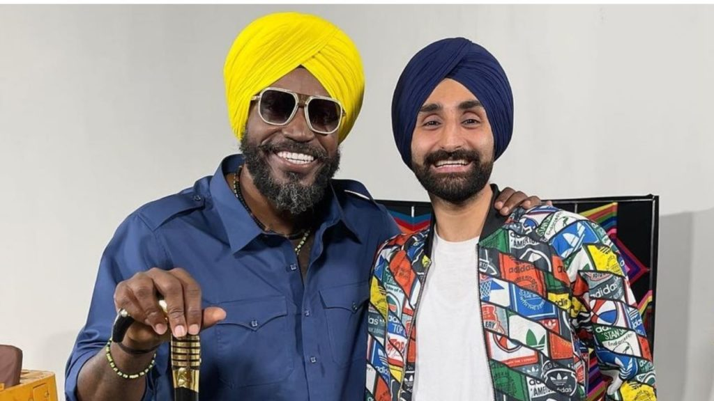 Chris Gayle Calls Turban 'Brilliant' As Hardy Singh Ties One On His Head For Song 'Punjabi Daddy'