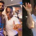 Parmish Verma And World Famous Turkish Chef, Salt Bae, Snapped Together