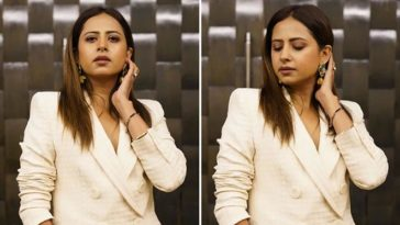 Sargun Mehta In Off-White Pantsuit Gives Boss Lady Vibes, Check Her Instagram Pics