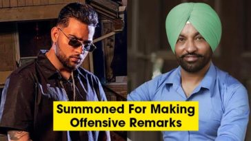 Karan Aujla And Harjit Harman Summoned For Making Offensive Remarks Against Women In Their Song 'Sharab'