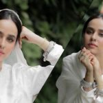 Sunanda Sharma Reminds Us That White Desi Suits Are Irreplaceable