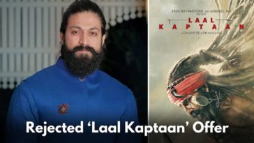 Did You Know KGF Fame Yash Rejected Offer Of Saif Ali Khan's 'Laal Kaptaan'