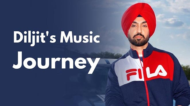 Did You Know Diljit Started His Music Journey By Learning THIS Instrument