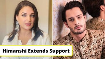Himanshi Khurana Shows Her Support To Umar Riaz, After His Clash With Simba Nagpal