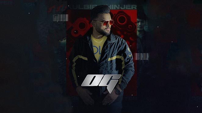 Kulbir Jhinjer Reveals The First Look Poster Of His Upcoming Song OG With Deep Jandu