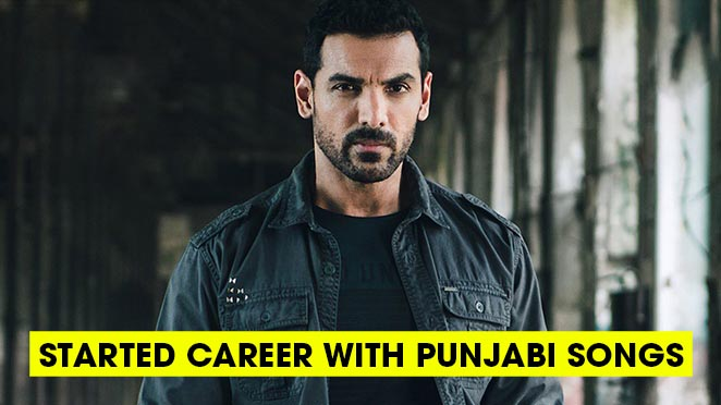 Did You Know John Abraham Made His On-Screen Debut With Punjabi Songs?