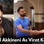 South Superstar Akhil Akkineni Reveals, He Wishes To Play Virat Kohli On Screen