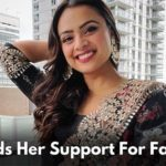 Amreen Gill Aka BhangraLicious Extends Her Support For Farmers After Lakhimpur Kheri Incident