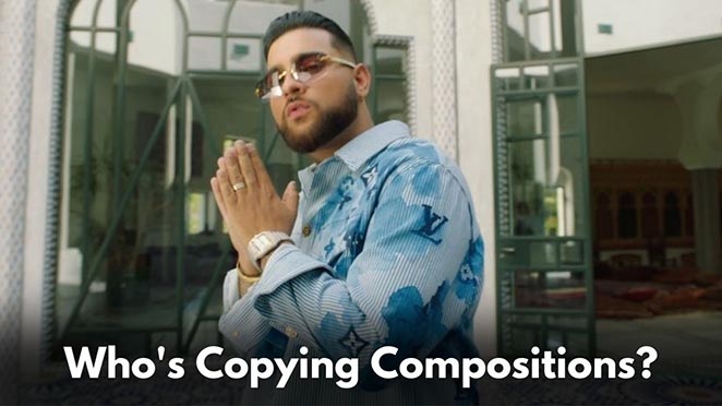 Who Is Karan Aujla Blaming In His Recent Instagram Stories For Copying His Compositions?