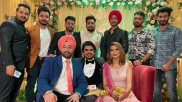 Music Director GoldBoy Gets Engaged To His Love Of Life, Harmeen Kaur