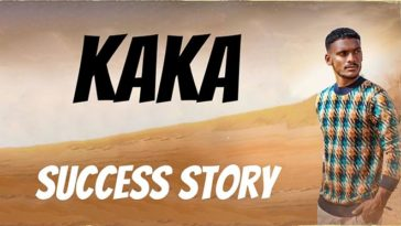From Failures To Fame, The Success Story Of Singer Kaka